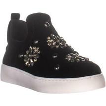 Nine West Perfume Enjoyado Slip-On Sneakers, Negro, 5 US - $65.98