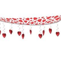 Hearts Ceiling D�cor Party Accessory 1 count 1/Pkg - $10.43
