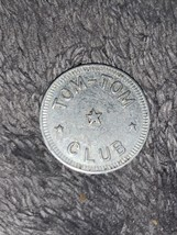 Tom Tom Club Token Good For 25 Cents in Trade Dayton Stencil Works OH - $1.99
