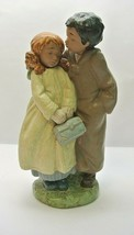 Lladro A Moment Of Tenderness 2447. Porcelain Figurine, Rare, Retired - $320.00