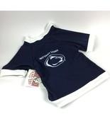 PENN STATE University Nittany Lions NCAA Dog Shirt Football Jersey USA C... - $17.91