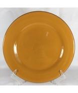 Bobby Flay BF Planche Orange Round Lunch Salad Plates - $8.59