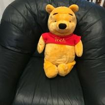 Giant Fisher-Price Disney Electronic Talking Winnie the Pooh Jumbo Bear ... - $99.99