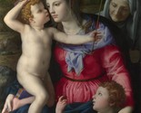 Bronzino 20 2d 20the 20madonna 20and 20child 20with 20saints thumb155 crop