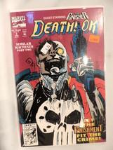 #7 Deathlok 1991  Marvel Comics A582 - $3.99