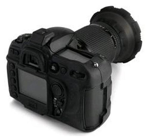 MADE Products CA-1130-BLK Camera Armor for Nikon D300 Digital SLR (Black)