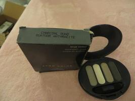 Avon Eye Shadow Charcoal Quad Retired Rare Free Shipping - $5.99