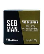 Sebastian SEB MAN The Sculptor Matte Clay, 2.57 oz