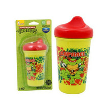 Gerber Graduates - Teenage Mutant Ninja Turtles Sipper Cup 10Oz - $13.54