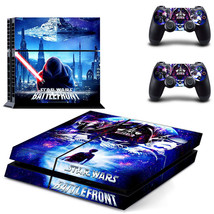 Star wars battle ps4 decal sticker for console & controllers skin - $15.00