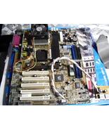 asus mother board a7v133   amd  socket 462  cpu - $14.99