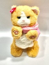 FurReal Friends 2012 Hasbro Kitty Cat Plush Daisy Plays With Me Interact... - $24.63