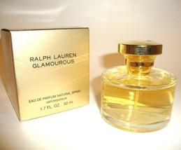Ralph Lauren Glamourous Perfume 1.7 Oz Eau De Parfum Spray image 4