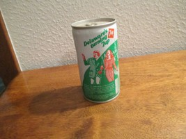 Delaware DE turning 7up vintage pop soda metal can first state - $10.99