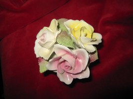 Fine Bone China Floral Bouquet by Royal Stratford England - $7.66