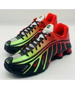 NEW Nike Shox R4 Neymar Jr São Paulo Markets Brazil  BV1387-001 Men's Size 14 - $247.49