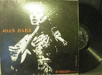 Joan Baez - Self Titled - Vanguard VSD 2077