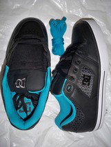 Men's Guys Dc Shoes Pure Se (Black/Star) Skateboarding Shoes Sneakers New $80 - $59.97