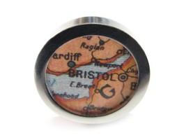 Bristol Map Ring [Jewelry] - $29.70