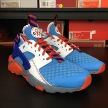 Nike Air Huarache Run Ultra Doernbecher DB Women's Size 6.5 / 5Y AH6961-400 Blue - $128.65