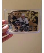 1995 UPPER DECK, WAYNE GRETZKY, SP, 2500 NHL CAREER POINTS, DIE CUT CARD - $125.00