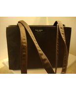 KATE SPADE NEW YORK ONE AND ONLY CLASSIC MADE IN USA PURSE BROWN NYLON - $12.00