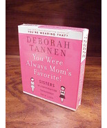 You Were Always Mom's Favorite!  Audiobook by Deborah Tannen, New, Seale... - $9.95