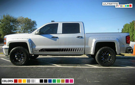 Side Stripes For Chevrolet Silverado 1500 2010 2013 2014 2015 2017 2020 mirror - $40.07+