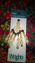 "Wrights Home Collection Beaded Tassel 3""  - $4.99"