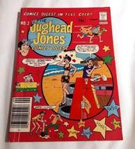 THE JUGHEAD JONES COMIC DIGEST - #2 - SEPTEMBER 1977 ( FOOD BETTER THAN ... - $9.95