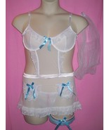 Naughty and Nice Lingerie Famous Maker Plus Siz... - $29.99