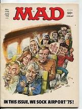 Mad-Magazine-#176-July1975-Mort Drucker-Don Martin-David Berg - $44.14