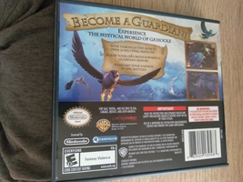 Nintendo DS Legend Of The Guardians: The Owls Of Ga'Hoole image 2