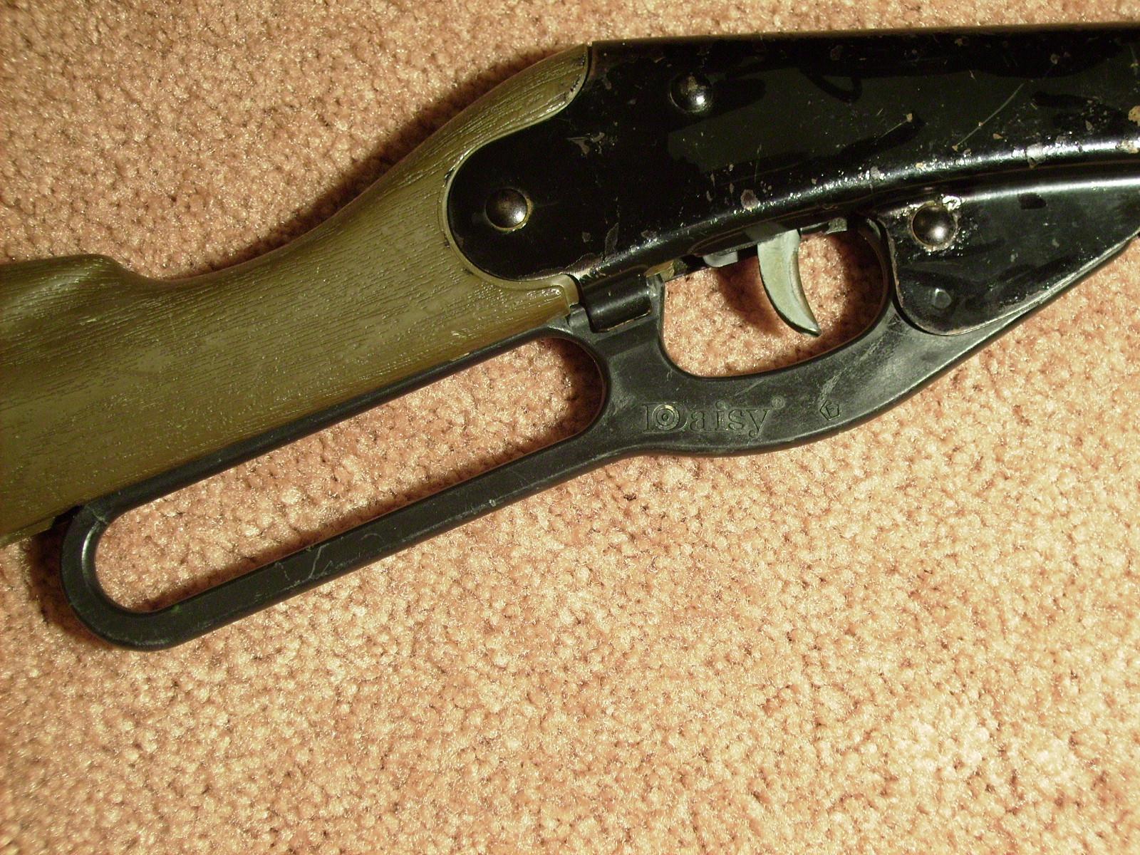 daisy model 960 toy gun manual