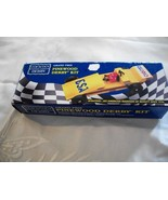 Pinewood Derby Car Kit - $10.00