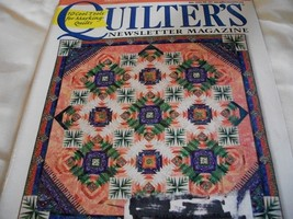 Quilter's Newsletter Magazine May 2006 - $5.00