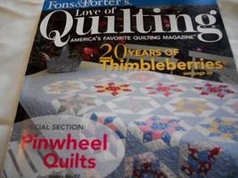 Love of Quilting Magazine - $5.00