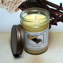 Vanilla Bean Pure Soy Jelly Jar Candle - $8.00