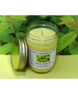 Lemon Verbena PURE SOY Jelly Jar Candle - $8.00