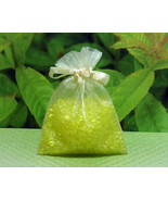 Lemon Verbena Aroma Bead Sachets (Set of 2)  GREAT IN The CAR Air Freshe... - $6.00