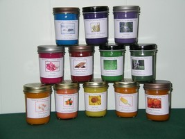 Choose Any Three -  8 oz Soy Candles -  SAVE SAVE SAVE 20.00  - Pick You... - $20.00