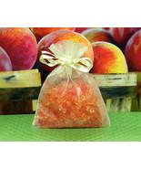 Georgia Peach Aroma Bead Sachets (Set of 2)  GREAT In THE CAR Air Freshe... - $6.00
