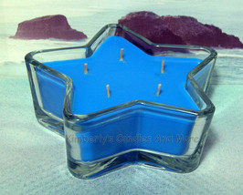 Ocean Mist PURE SOY Star Container Candle 11 oz. - $10.00