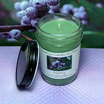 Bayberry PURE SOY Jelly Jar Candle - $8.00