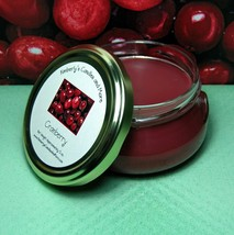 Cranberry 6 oz. Tureen Jar Wickless Candle - $8.00