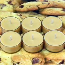 Cookie Dough PURE SOY Tea Lights (Set of 6) - $5.00