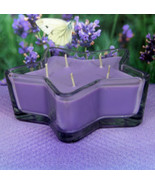 Lavender PURE SOY Star Container Candle 11 oz. - $10.00