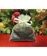 Home for the Holidays Aroma Bead Sachets (Set of 2)  GREAT IN The CAR Ai... - $6.00
