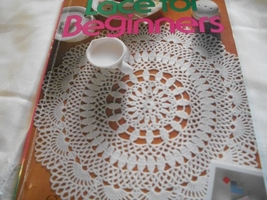 Crocheted Lace For Beginners - $12.00