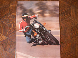 79 Honda CB750F Super Sport Nos Oem DEALER'S Sales Article Feuille Brochure - $94.23